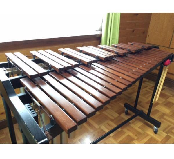 ヤマハ YX-35G 立奏木琴 シロフォン YAMAHA