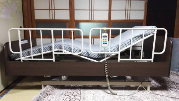 パラマウントベッド 介護ベッド 3モーター Q137KD マットレス 柵セット