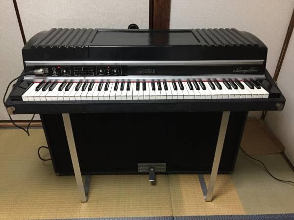 Rhodes suitcase MKⅡ  ローズピアノ73鍵