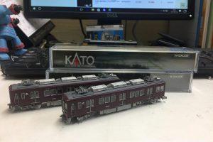 阪急 6300系 Nゲージ 電車2台セット