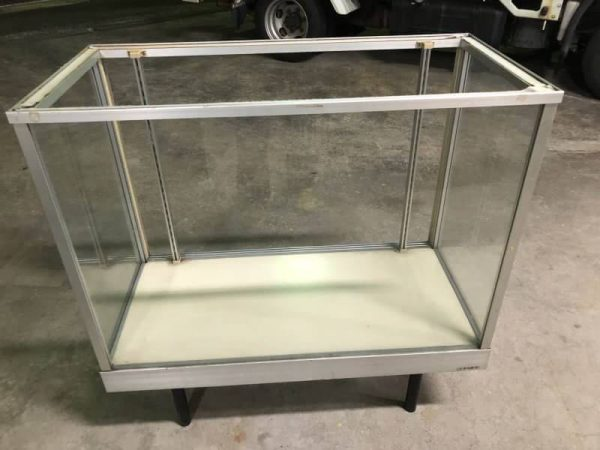 ガラスショーケース ジャンク 45X90X90 600x450