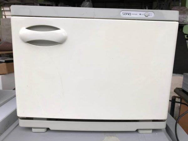 フィフティ ヴィジョナリー タオルウォーマー SO H18F 2011年製 600x450