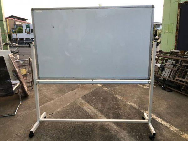 ホワイトボード 150cm 両目ホワイトボード 600x450