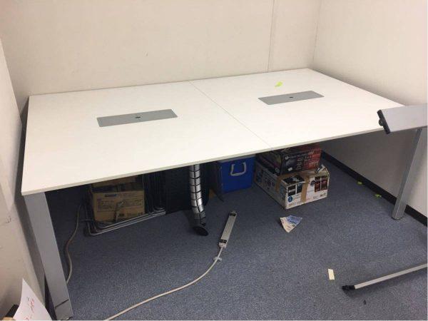 ミーティングテーブル 会議テーブル 210X120X70 600x450