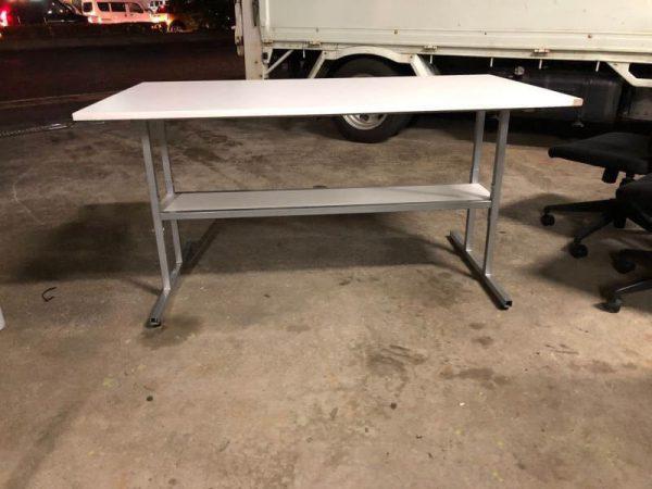 会議テーブル ミーティングテーブル 145X71X75 600x450