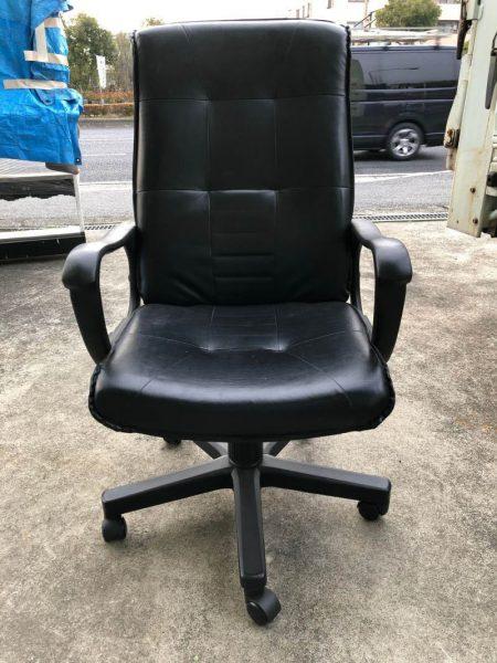 会議椅子 テーブルキャスター肘付きチェア 社長椅子 450x600