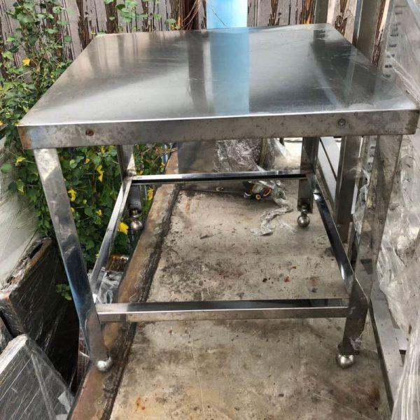 厨房 ステンレス台 作業台 600X600X600 600x600