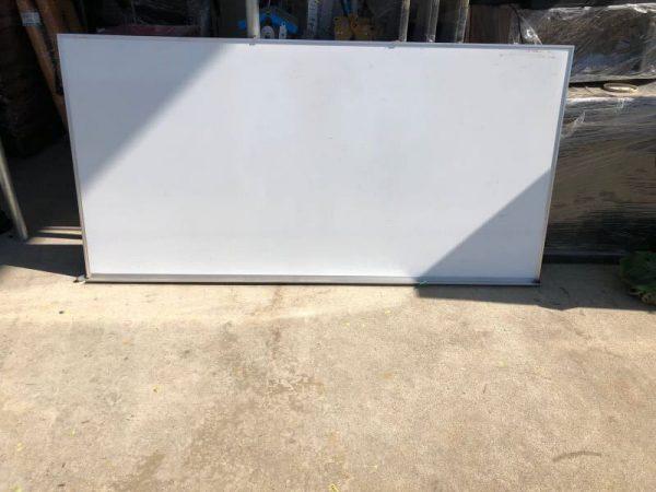 吊り下げ 壁掛け ホワイトボード 180X90 600x450