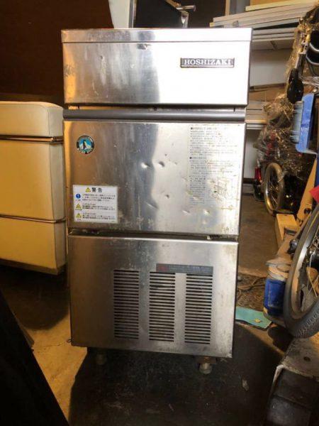 星崎 ホシザキ 製氷機 IM 25L キューブアイス 40X40X80 450x600