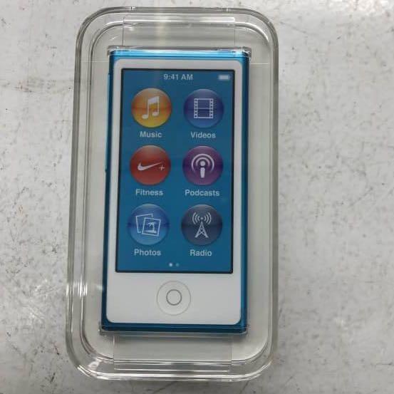 未使用 apple rpod nano 16GB MD477JA 第7世代