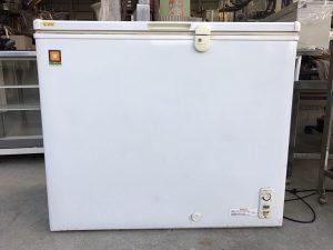 レマコム 冷凍ストッカー RRS 210C 2010年製 冷凍フリーザー REMACOM 電気冷凍庫 300x225