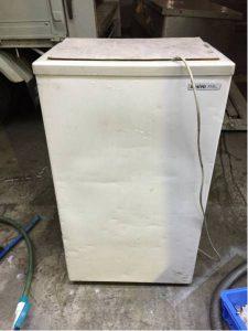 SANYO 冷凍ストッカー SCR 42G 業務用冷蔵庫 225x300
