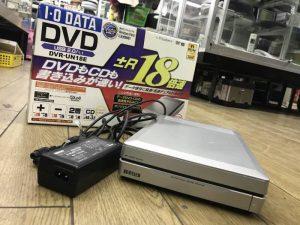 I O DATA USB2.0接続 DVDマルチドライブ DVR UN18E 18倍速対応 300x225