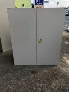 KOKUYO コクヨ 両開き 書庫 保管庫 キャビネット JOIFA606910X460X1060 鍵付き 225x300
