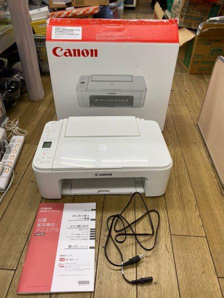 Canon PIXUS インクジェットプリンター TS3130S 美品 450x600