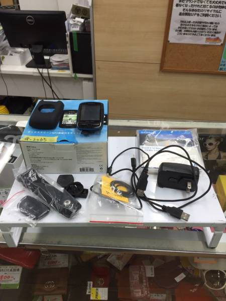 GARMIN Edge 800J GPSサイクルコンピューター 450x600
