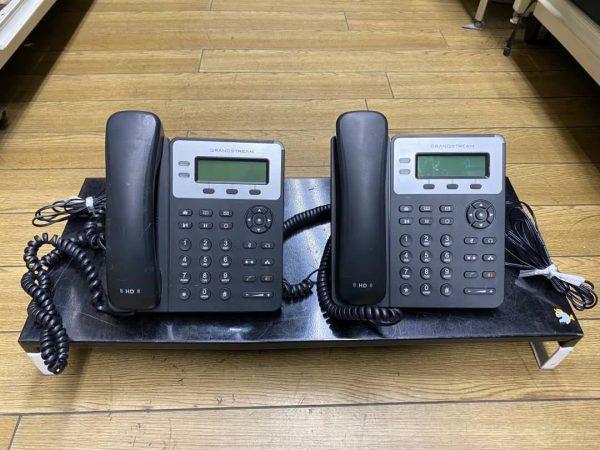 Grandstream GXP1620.GXP1625 ビジネスフォン 2台セット 600x450