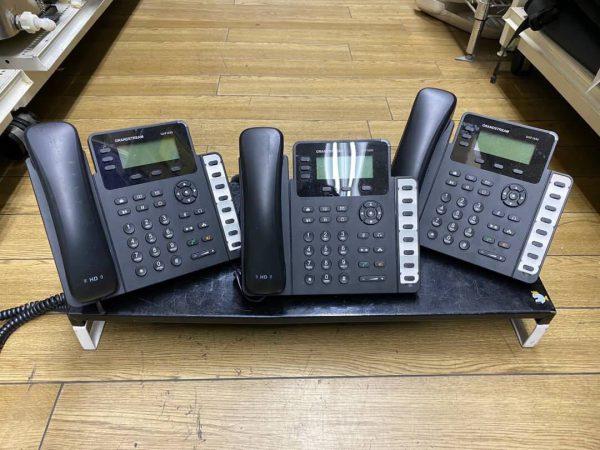 Grandstream GXP1630 ビジネスフォン 3台セット 600x450