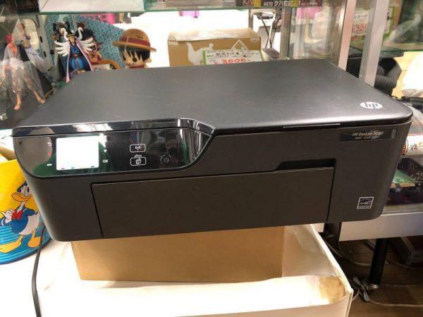 HP Deskjet 3520 インクジェット オールインワンプリンター 600x450