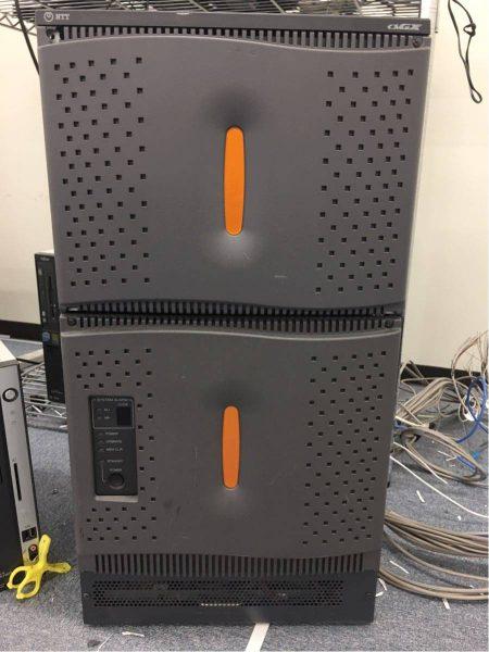 NTT αGX type L 「1」主装置 2機セット ネットコミュニティシステム 450x600