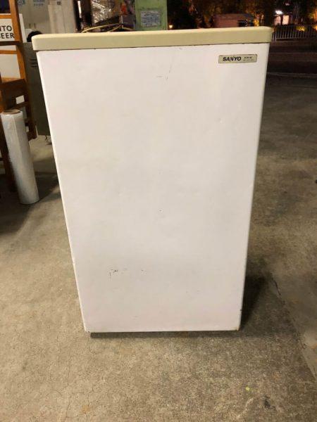 SANYO 小型冷凍ストッカー SCR 42 42L 450x600