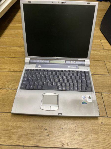 dynabook PAV2470CRC WiWindows98SE 14.1型 450x600