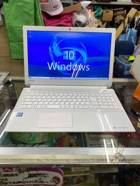 dynabook T55 BWS core i5 6200U 2.3Ghz 4GB ノートパソコン 1 450x600