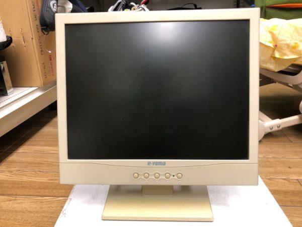 e yama イーヤマ 15インチパソコンモニター 15JN1 600x450