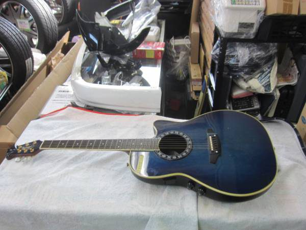 Tornado Morris ZII エレキ アコースティックギター