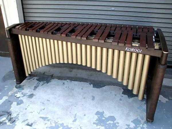 KOROGI コンサートマリンバ650DX 木琴