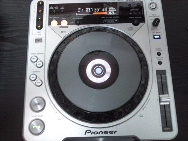 PIONEER CDJ-800MK2 2008年製