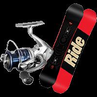 釣具・スポーツ用品