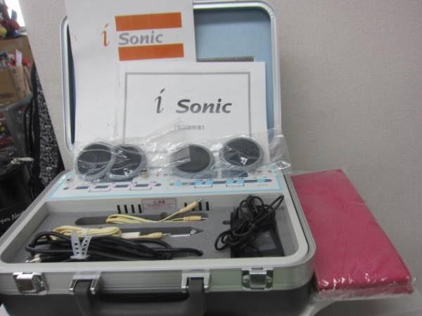 i sonic ジェットスリム ジェット ソニック 美顔器 2 600x450