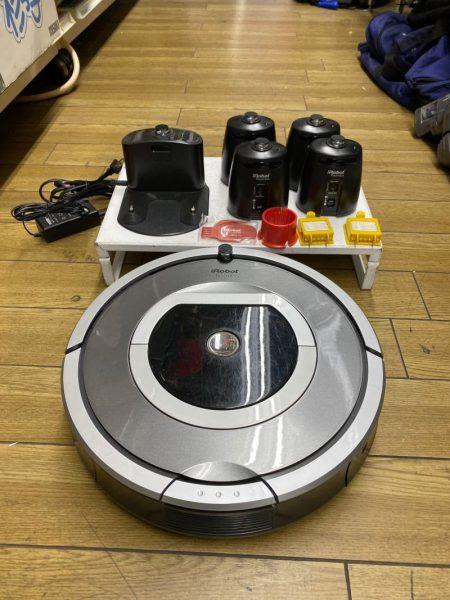 iRobot アイロボット ロボット掃除機 Roomba ルンバ 780 450x600