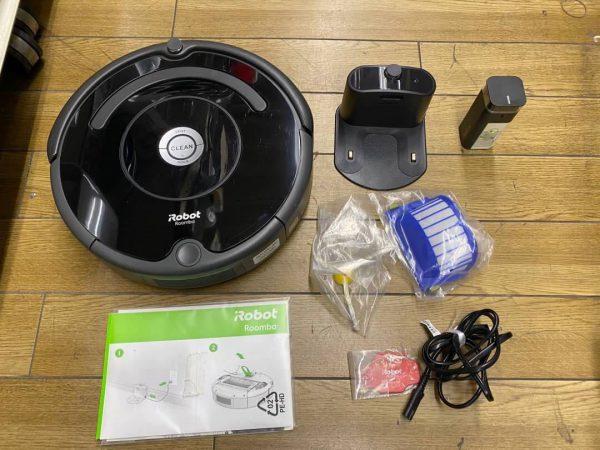 iRobot Roomba ロボット掃除機 アイロボット 627 2017年製 600x450