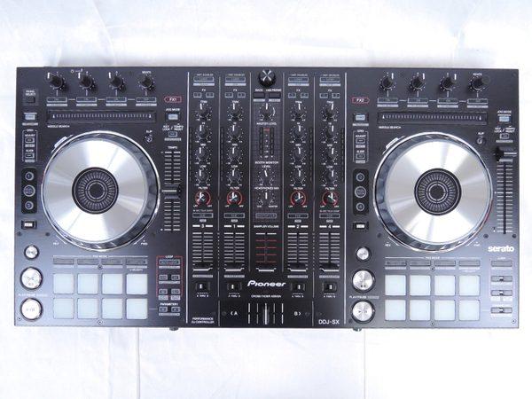 Pioneer PCDJ DJコントローラー DDJ-SX