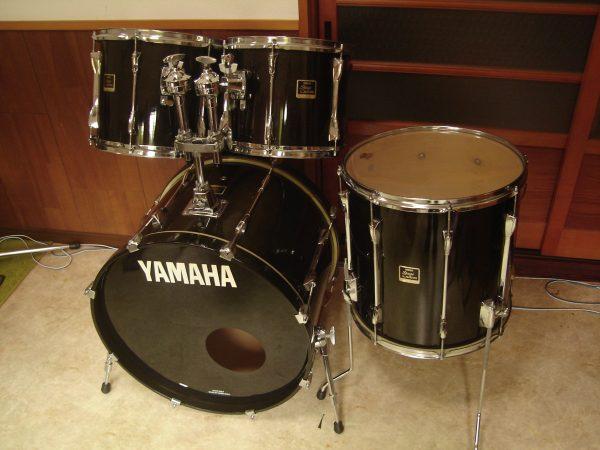 YAMAHA ヤマハ ステージ カスタム ドラム