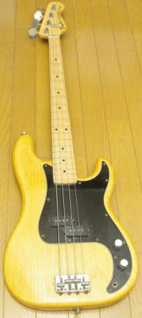 Fenderフェンダー Precision Bass プレシジョンベース