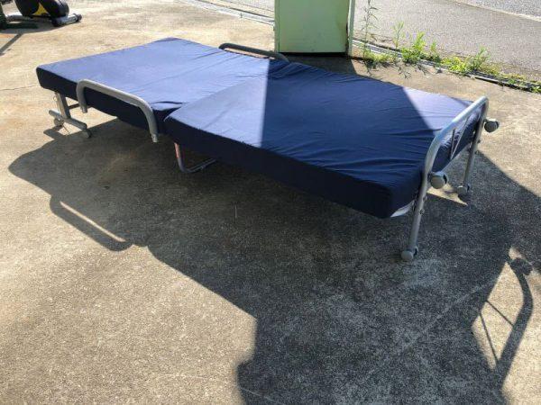 折りたたみベッド 折り畳みベッド 900X1980X440