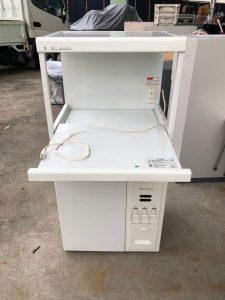 エムケー精工 米びつ付きレンジ台 KG 1501 225x300