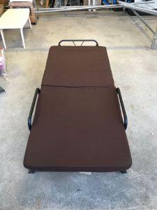 ニトリ NITORI 折りたたみベッド 折り畳みベッド 簡易ベッド 225x300