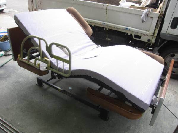 パラマウント介護ベッド 新楽匠 KQ-86340 オプション付