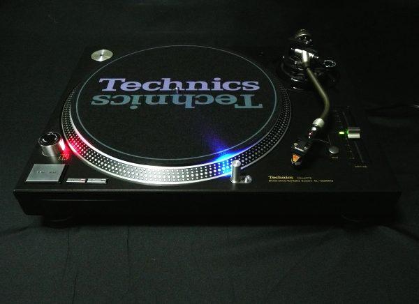 Technics SL-1200MK6-K テクニクス DJ用ターンテーブル