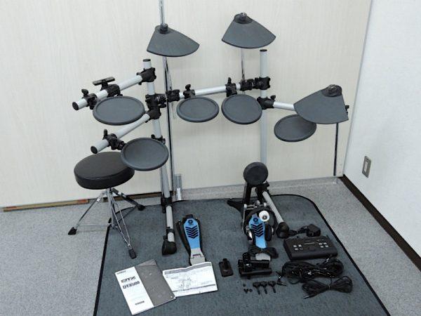YAMAHA ヤマハ 電子ドラム DTX-500
