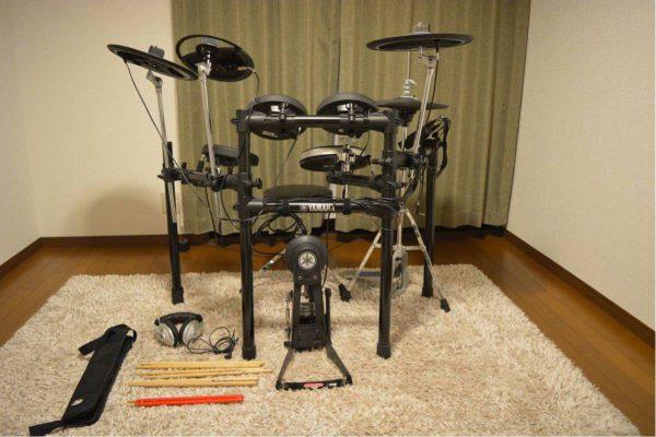 YAMAHA 電子ドラム DTX562KFS シンバル