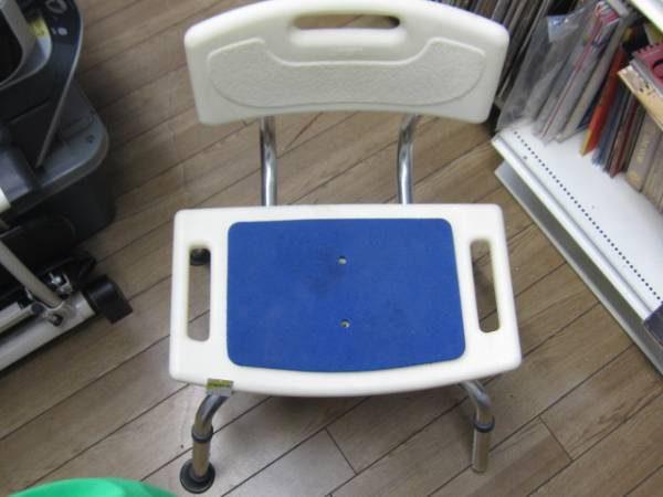 EASTI シャワーチェアー 肘掛 入浴補助・介護