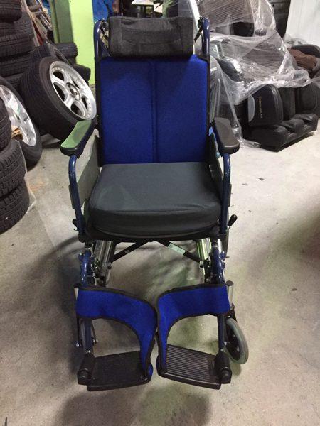 ニュースゥイング 車椅子 NSW-1 タヒラ 介助式 介護 ニュースイング アルミ 車いす◆