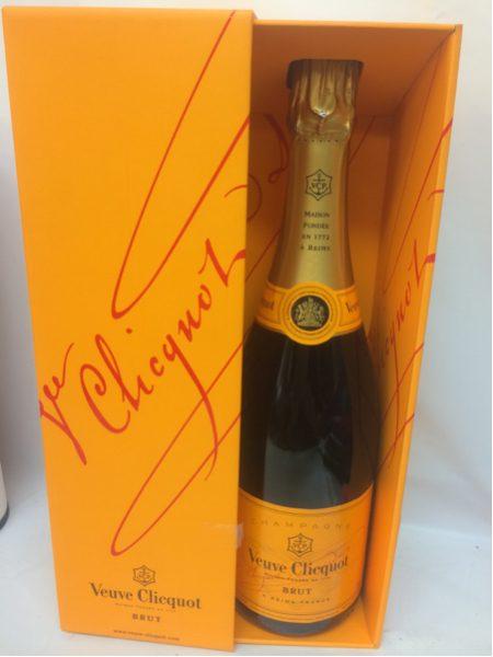 ヴーヴクリコ  箱入 750ml 12度 シャンパン