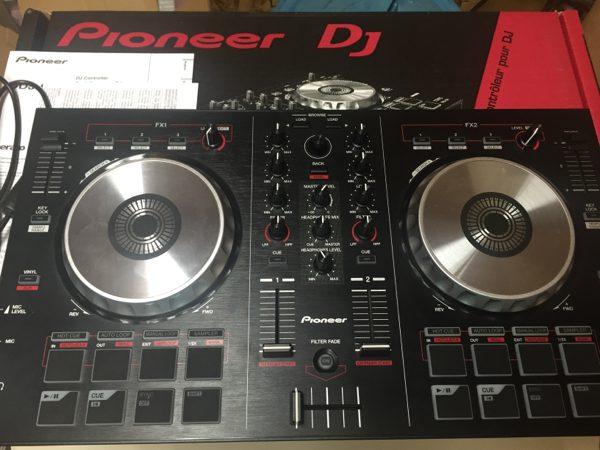 Pioneer DDJ-SB ブラックserato PCDJ