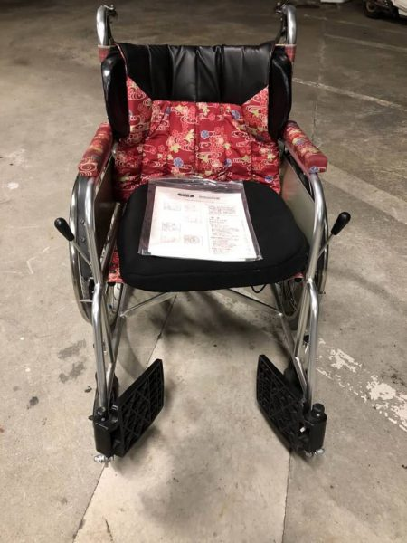 Nick 介助者椅子 車椅子 ニック 自走型 介護